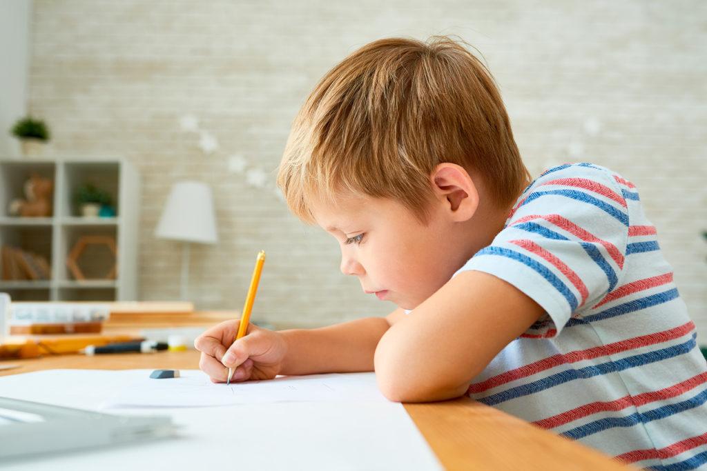 Hipermetropía infantil en los niños