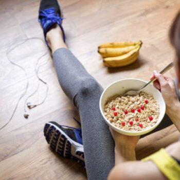 Deporte y alimentación